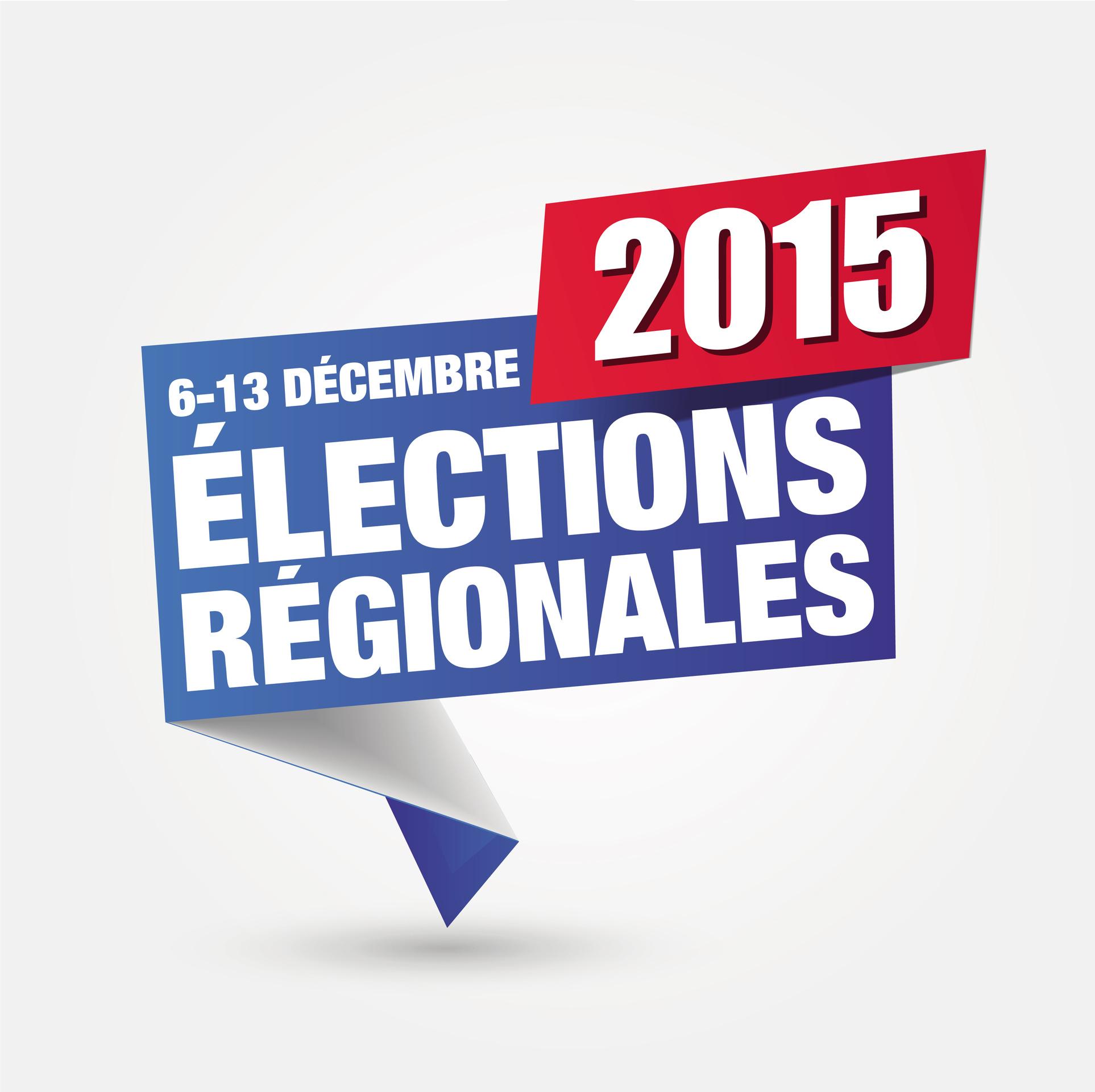 Elections r gionales 2015 for Ouverture bureau vote 13 decembre